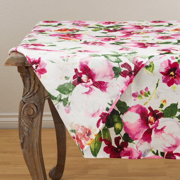 Stach Fling Floral Tablecloth by Bay Isle Home