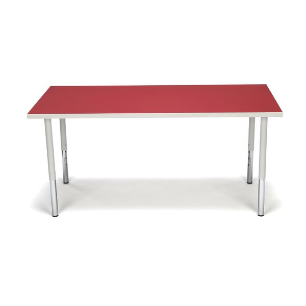 Adapt Series Adjustable Rectangle Activity Table by OFM