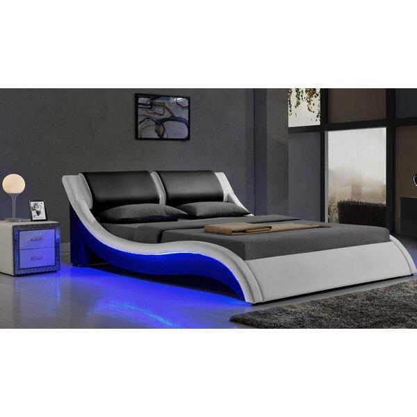 Lafever Upholstered Sleigh Bed by Orren Ellis Orren Ellis