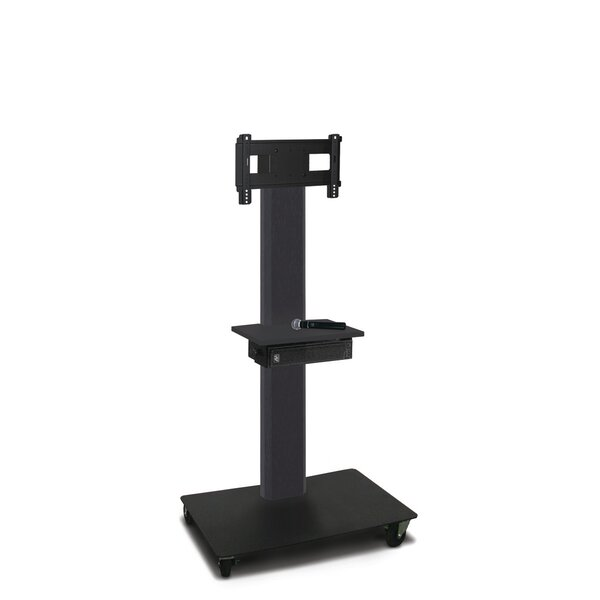 Vizion Floor Stand Mount Plasma by Marvel Office Furniture