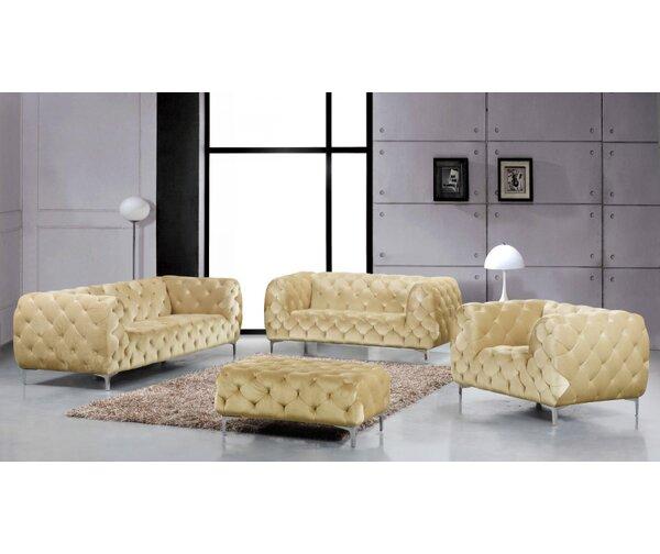 Kamden Configurable Living Room Set by Brayden Studio