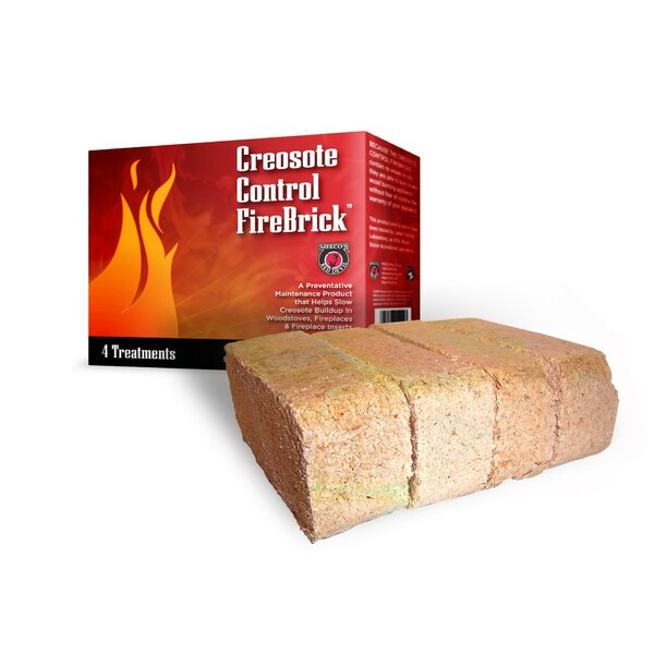 Creosote Control Brick by HY-C