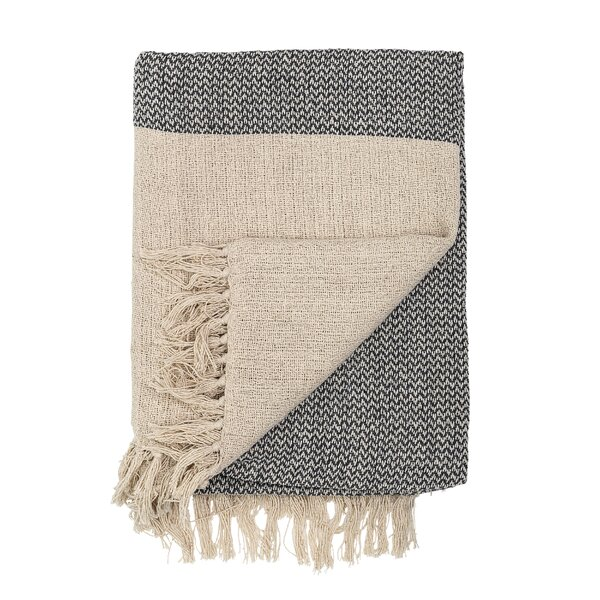 Dacula Cotton Throw by Eider & Ivory