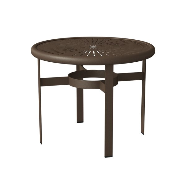 La'Stratta Metal Coffee Table by Tropitone