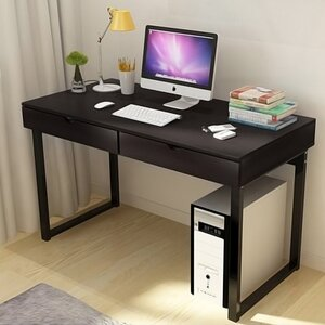 Polston Computer Desk with 2 Drawer