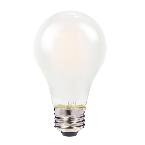 7W E26/Medium (Standard) LED Light Bulb (Set of 4) by Kauri