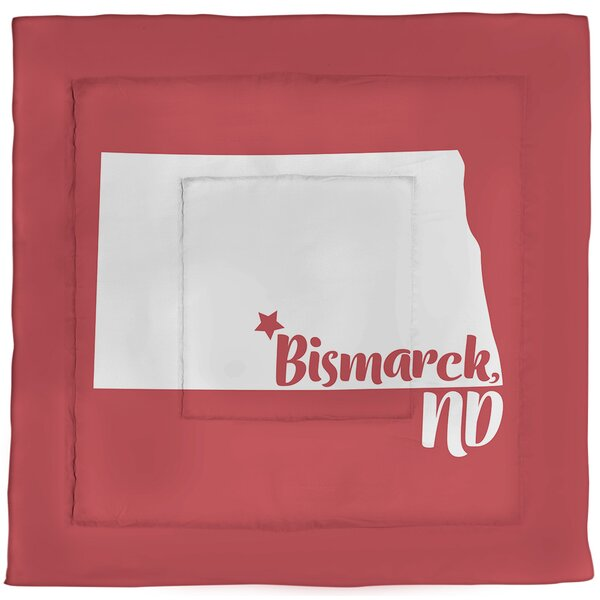 Dakota Bismarck North Single Reversible Comforter