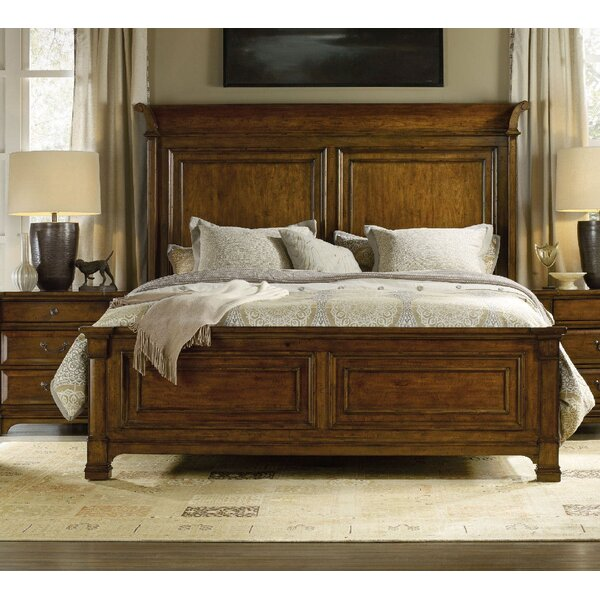 Tynecastle Panel Bed by Hooker Furniture