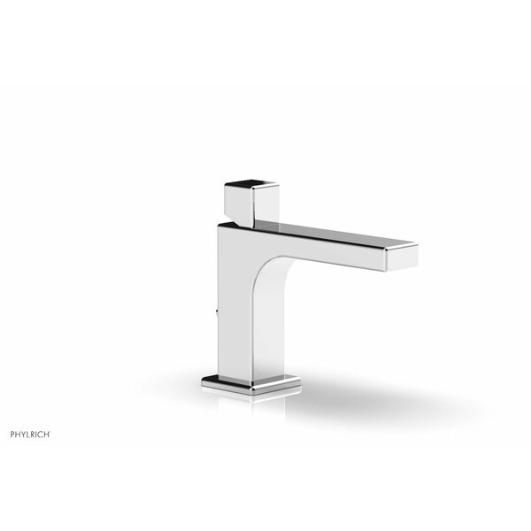 Mix Single Hole Bathroom Faucet With Drain Assembly By Phylrich