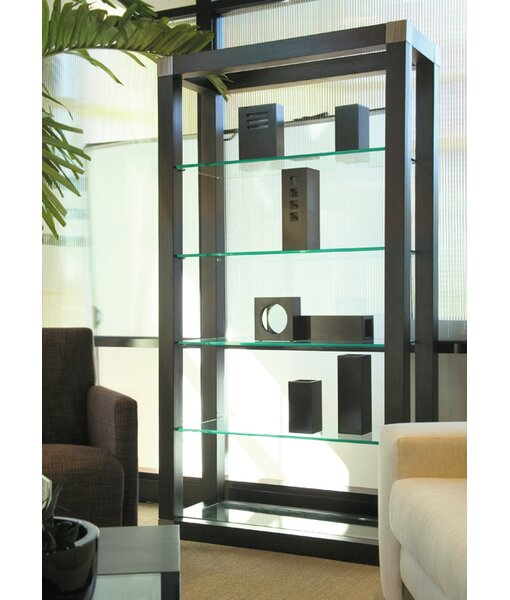 Calligraphy Wall Etagere Bookcase by Allan Copley Designs