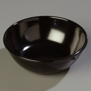 Dallas Ware? 14.8 oz. Melamine Nappie Bowl (Set of 48) By Carlisle Food Service Products