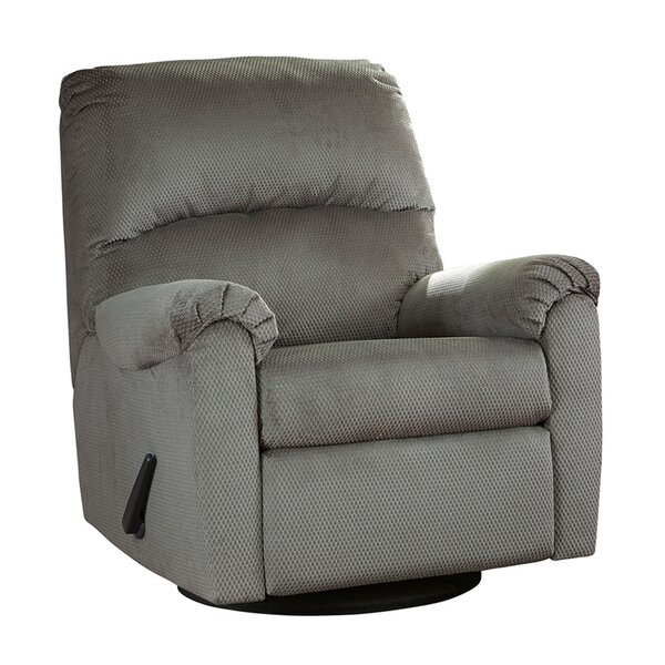 Mcelhaney Swivel Glider Recliner by Red Barrel Studio