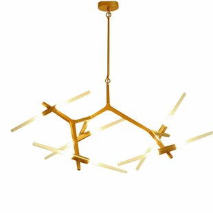 Top Reviews Cottrell 10-Light Chandelier By Corrigan Studio