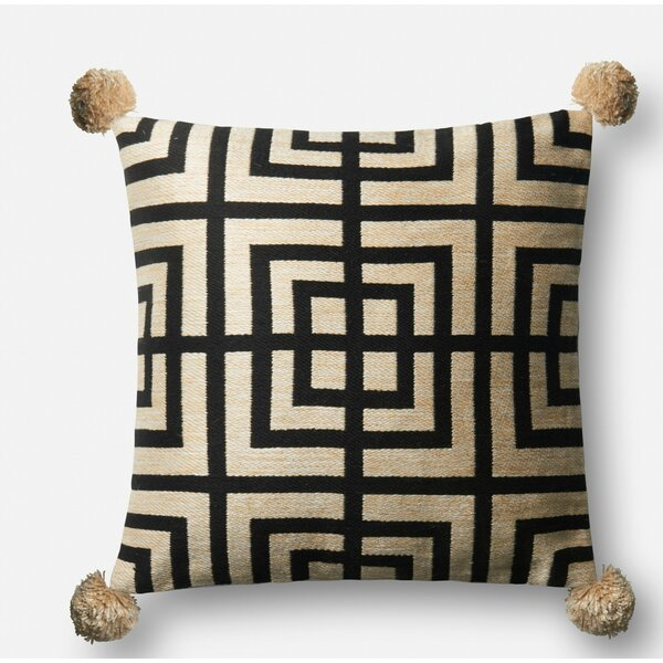Brooksdale Outdoor Throw Pillow by Mercer41