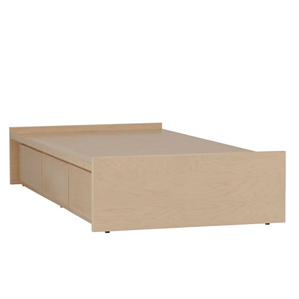 Kadon Platform Bed with Drawers by Orren Ellis