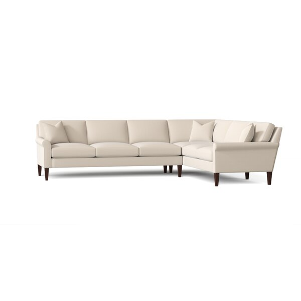 Sofie Large L-Shaped Sectional By Birch Lane™ Heritage