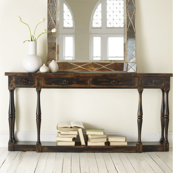 Sanctuary Console Table By Hooker Furniture