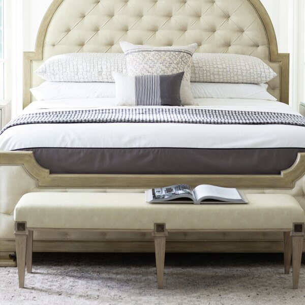 Santa Barbara Upholstered Bench by Bernhardt