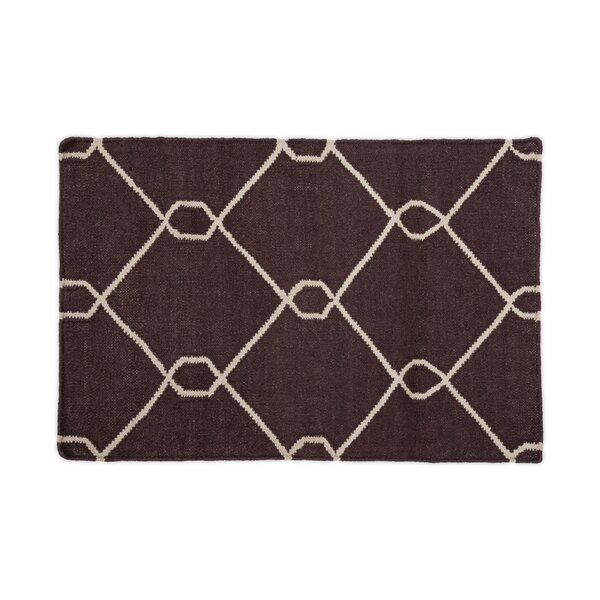 Chocolate Area Rug by Harbormill