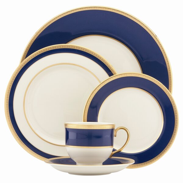 Independence 5 Piece Place Setting, Service for 1 by Lenox
