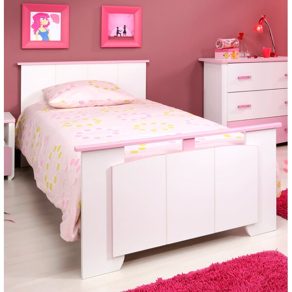 Kaleb Twin Platform Bed by Zoomie Kids