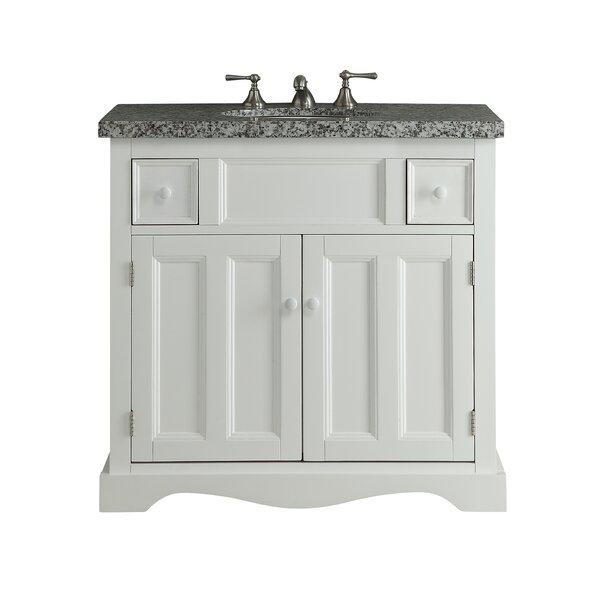 Mulvey 35 Bathroom Vanity Set by Beachcrest Home