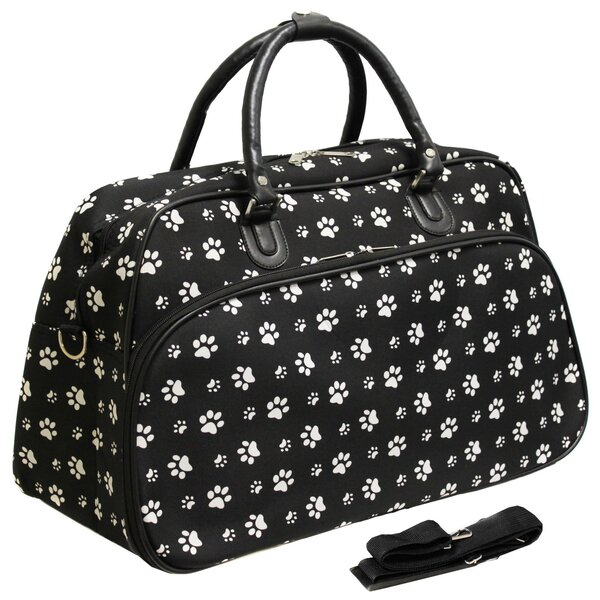 Paws 21 Carry-On Duffel by World Traveler