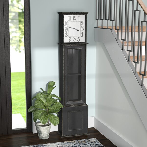 73 Floor Clock by Trent Austin Design