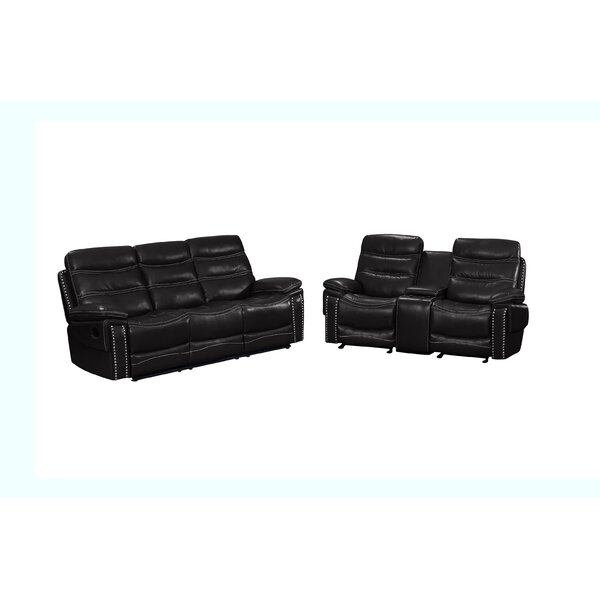 Owings 2 Piece Reclining Living Room Set by Red Barrel Studio