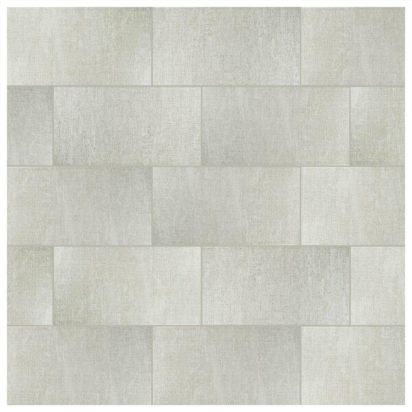 Magni 11.75 x 23.63 Porcelain Field Tile in Gray by EliteTile