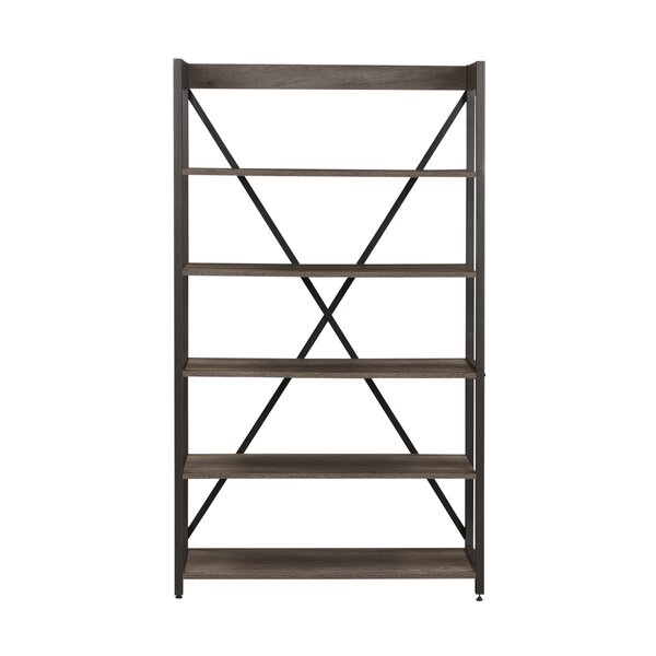 Ladwig Etagere Bookcase By Union Rustic
