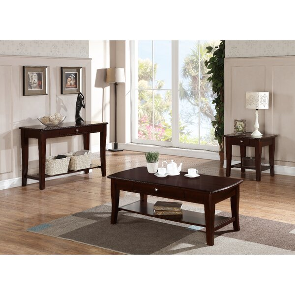 Lagoon Solid Wood Console Table By A&J Homes Studio