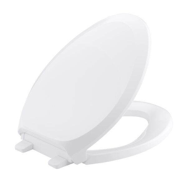French Curve Elongated Toilet Seat by Kohler