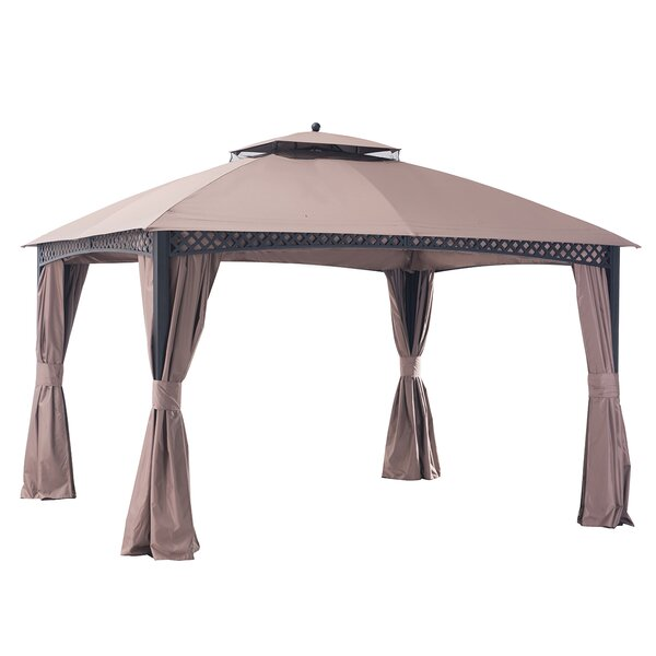 Replacement Curtain for Dome Gazebo by Sunjoy