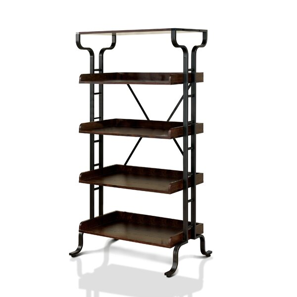 Rochelle Etagere Bookcase by 17 Stories