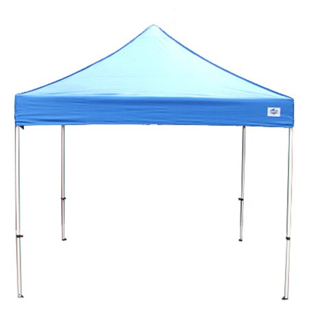 Festival Instant 20 Ft. W x 20 Ft. D Steel Pop-Up Party Tent by King Canopy