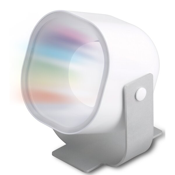IDual Lilac Portable 1 Light Mini Projector Light by Test Rite Products Corp