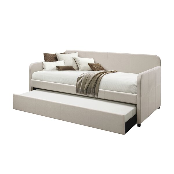 Merild Twin Daybed With Trundle By Red Barrel Studio