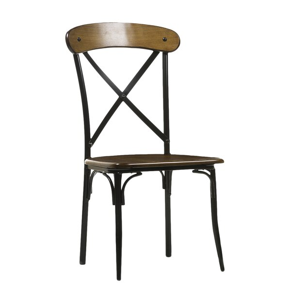 Marla Side Chair (Set of 2) by 17 Stories