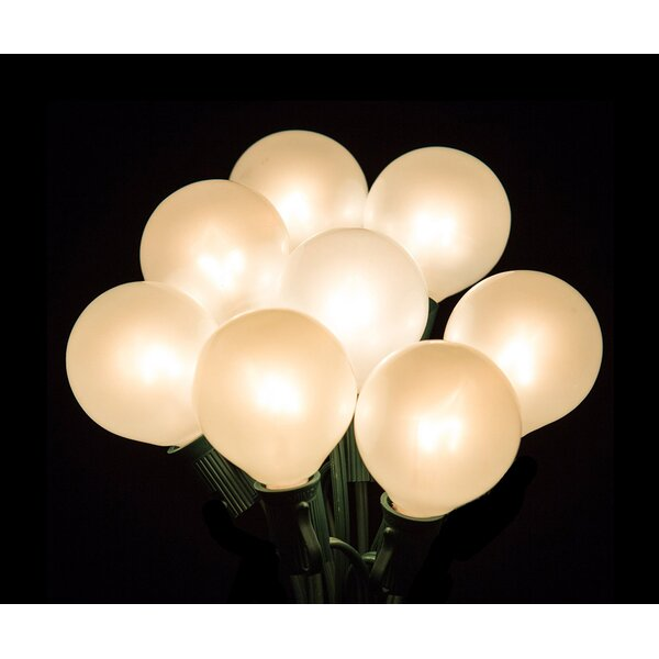 Globe 20 Light Christmas Light String by Sienna Lighting