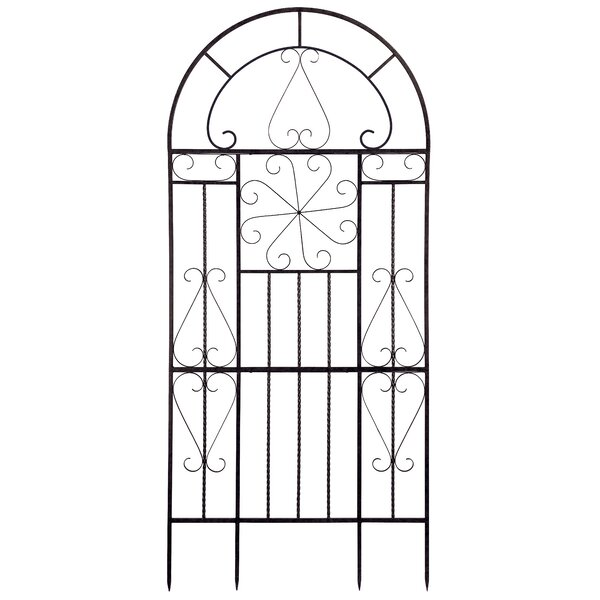 Deer Park Steel Trellis by Southern Patio®