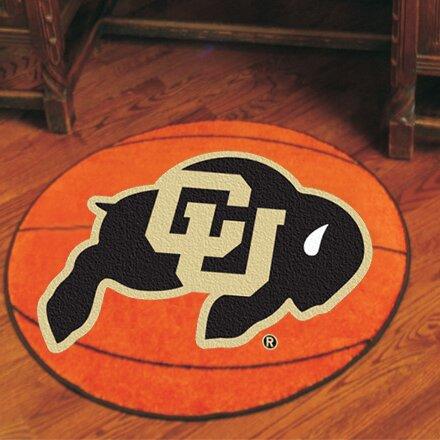 NCAA University of NCAAorado Basketball Mat by FANMATS