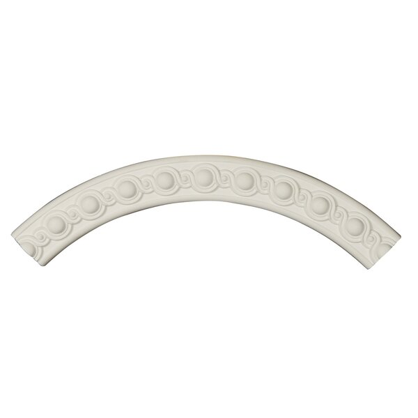 Hillsborough 35.5 H x 35.5 W x 3 D Ceiling Ring by Ekena Millwork