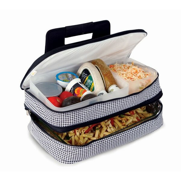 Entertainer 160 Oz. Hot and Cold Food Storage Container by Picnic Plus