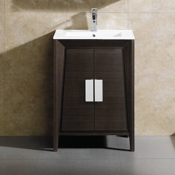 Emerson 24 Single Bathroom Vanity Set by Langley Street