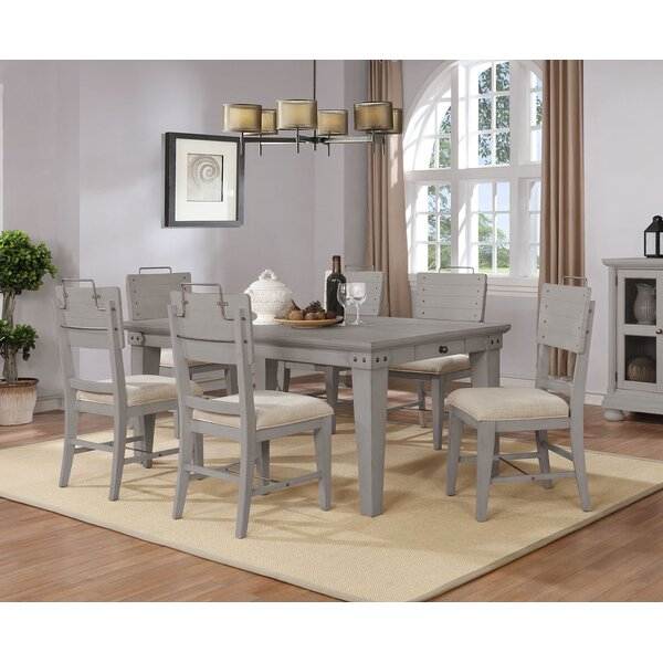 Blaire 7 Piece Dining Set by Darby Home Co