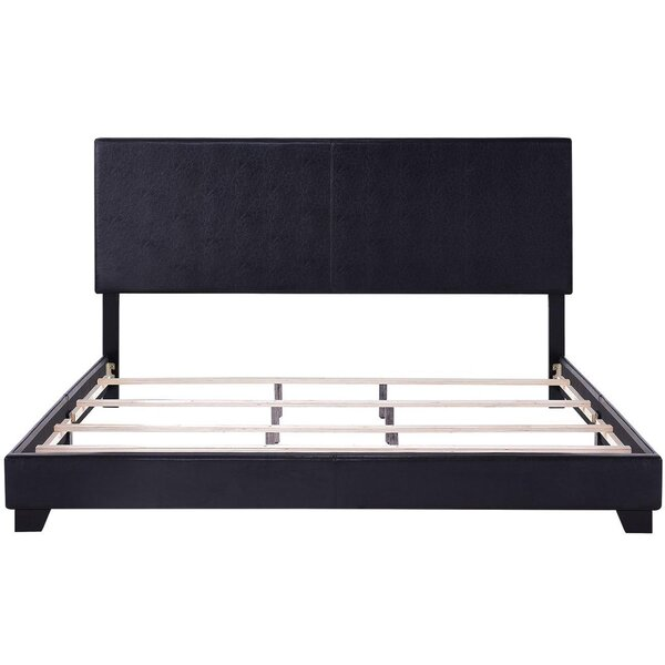 Shura King Upholstered Standard Bed by Ebern Designs