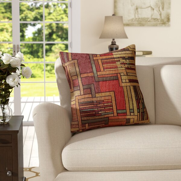 Kingsgate Throw Pillow (Set of 2) by Three Posts