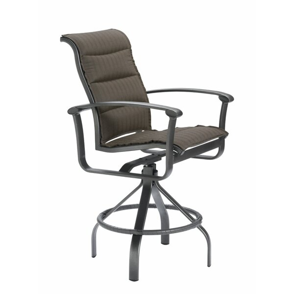 Ovation 30 Patio Bar Stool by Tropitone