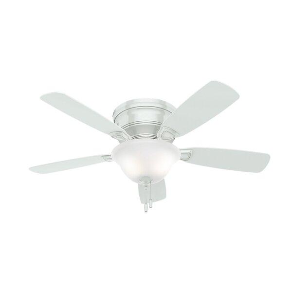 48 Low Profile 5-Blade Ceiling Fan by Hunter Fan
